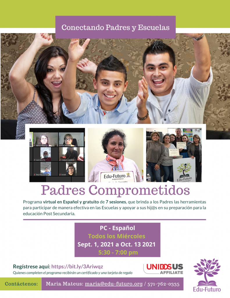 Padres Comprometidos 1 - Sept.-Oct. 2021